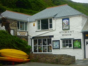 Boscastle Museum of witchcraft