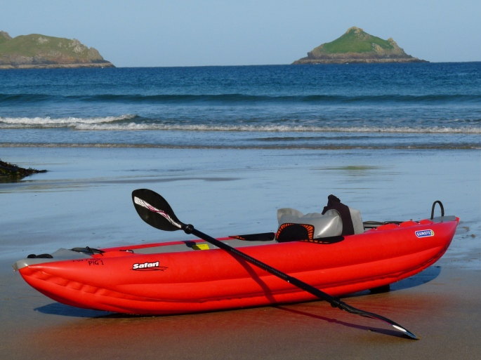 Gumotex Safari Inflatable Kayak